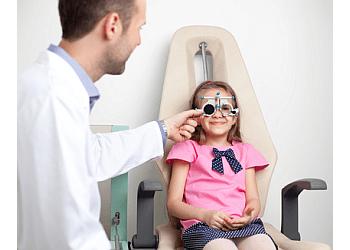 Jackson pediatric optometrist Dr. Krik Smithhart, OD
