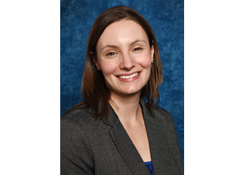 Springfield pediatric optometrist Dr. Kristin A. Glavine, OD