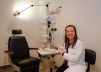 Newport News eye doctor Dr. Kristy Ambrose, OD