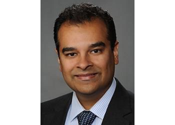 Aurora podiatrist Dr.  Kumar B. Raigaga, DPM