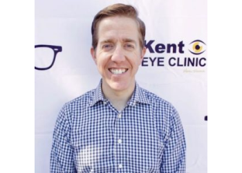 Kent pediatric optometrist Dr. Kurt Hofeldt, OD