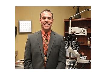 Peoria eye doctor Dr. Kyle D. Mayginnes, OD