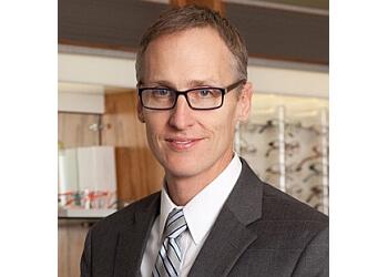 Rochester pediatric optometrist Dr. Kyle E. Williams, MD