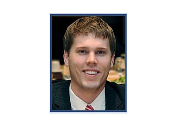 Topeka pediatric optometrist Dr. Lance Eisenbarth, OD
