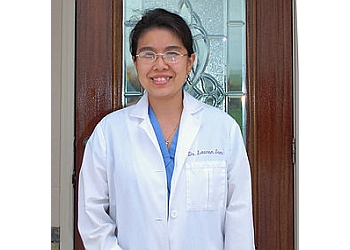 Houston podiatrist Dr. Lauren Sum, DPM