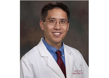 Raleigh cardiologist Lawrence Liao, MD