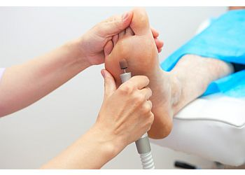 Paterson podiatrist Dr. Lawrence Stabile, DPM