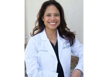 Chesapeake pediatric optometrist Dr. Leah Ramos, OD
