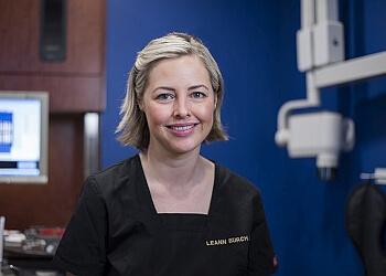 Rockford dentist Dr. Leann Burch, DMD