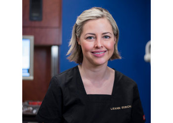 Rockford dentist Dr. Leann Burch, DMD