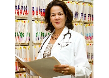 Coral Springs pediatrician Linda Colon-Adames, MD