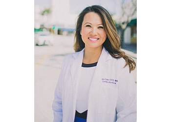 Los Angeles orthodontist Lisa Gao, DDS, MS