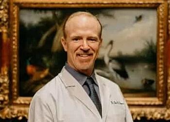 Lafayette podiatrist Dr. Lon Baronne, DPM, FACFAOM