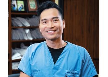 Waco pediatric optometrist Dr. Long Do, OD