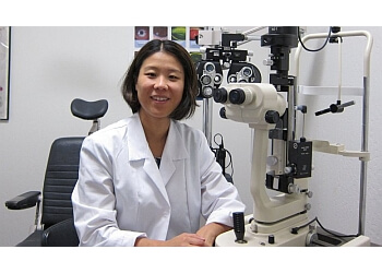Sunnyvale pediatric optometrist Dr. Lorina Leung, OD
