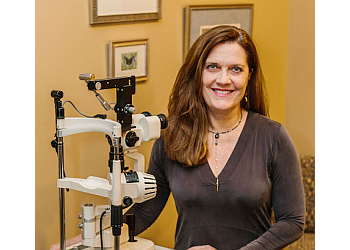 Indianapolis eye doctor Dr. Lynn Burford, OD