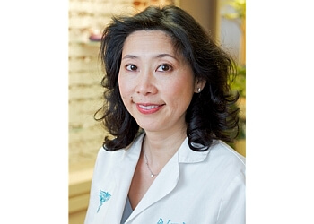 Fullerton pediatric optometrist Dr. Lynne D. Louie, OD