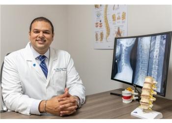 Coral Springs chiropractor Dr. Maan Dhanjal, DC