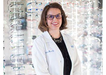 Amarillo pediatric optometrist Dr. Mackenzie Weir, OD