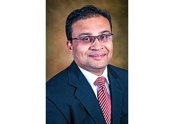 Fayetteville cardiologist Dr. Manesh Thomas, MD, FACC, FSCAI