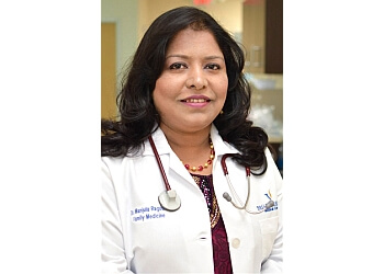 Brownsville primary care physician Dr. Manjula Raguthu, MD