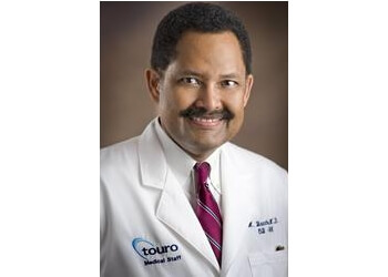 New Orleans gynecologist  Marcel Bacchus, MD