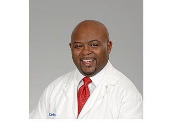 New Orleans neurosurgeon Marcus L. Ware, MD