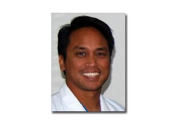 Lubbock podiatrist Dr. Mark A. Barinque, DPM