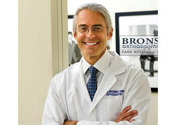 New York orthodontist Mark Bronsky, DMD