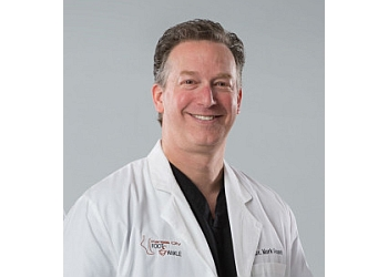 Kansas City podiatrist Dr. Mark Green, DPM