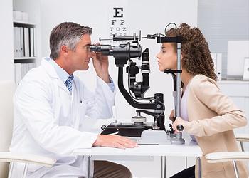 Jersey City eye doctor Dr. Mark Hecht, OD