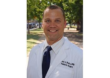 Roseville podiatrist Dr. Mark J. Drake, DPM