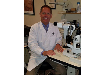Louisville pediatric optometrist Dr. Mark Stovall, OD