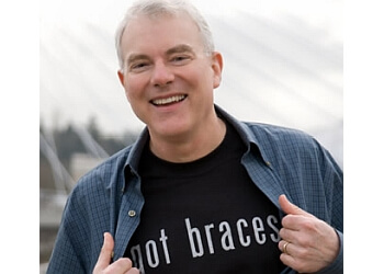 Tacoma orthodontist Dr. Mark Sundberg, DDS