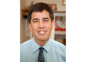 Escondido pediatric optometrist Dr. Mark Ventocilla, OD, FAAO