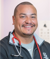 Las Vegas pediatrician Dr. Marlon A. Mendoza, MD