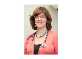 Alexandria pediatrician Dr. Martha Welman, mD