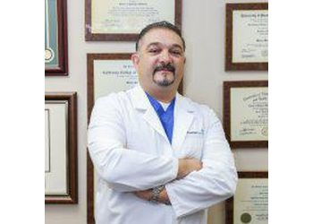 Glendale podiatrist Dr. Martin Moradian, DPM