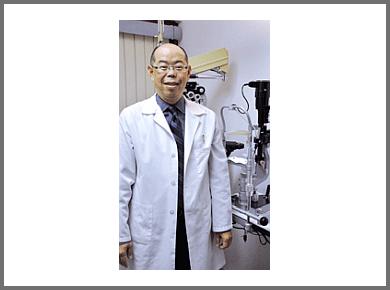 Fremont eye doctor Dr. Marvin C. Mah, OD