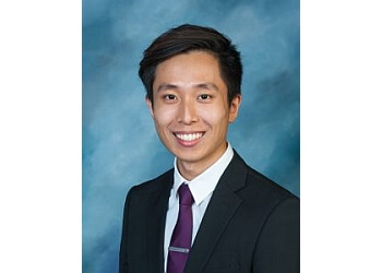Baltimore pediatric optometrist Dr. Matt Siu, OD