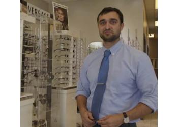Columbus pediatric optometrist Dr. Matthew A. Barrett, OD