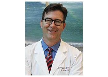 Irvine gynecologist Matthew H. Clark, MD