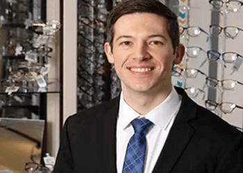 Kansas City pediatric optometrist Dr. Matthew S. Siemer, OD