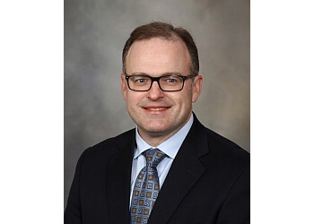 Rochester urologist Matthew T. Gettman, MD
