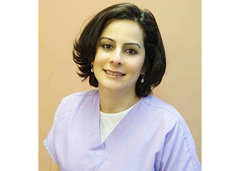 Lowell cosmetic dentist Dr. Mehrnaz Maghsoudloo, DMD