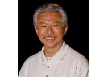 Santa Ana eye doctor Dr. Mel Honda, OD