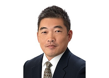 Jersey City gynecologist Dr Michael Ahn, DO