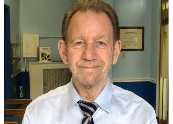 Newark pediatric optometrist Dr. Michael C. Feinstein, OD