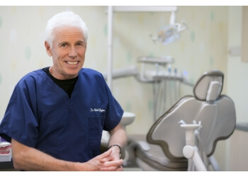 Cleveland cosmetic dentist Dr. Michael E. Gallagher, DDS