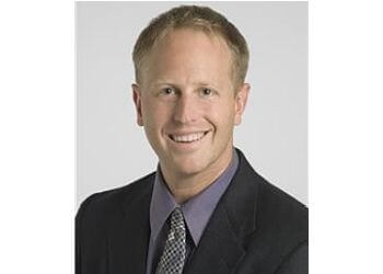 Cleveland cardiologist Michael Faulx, MD
